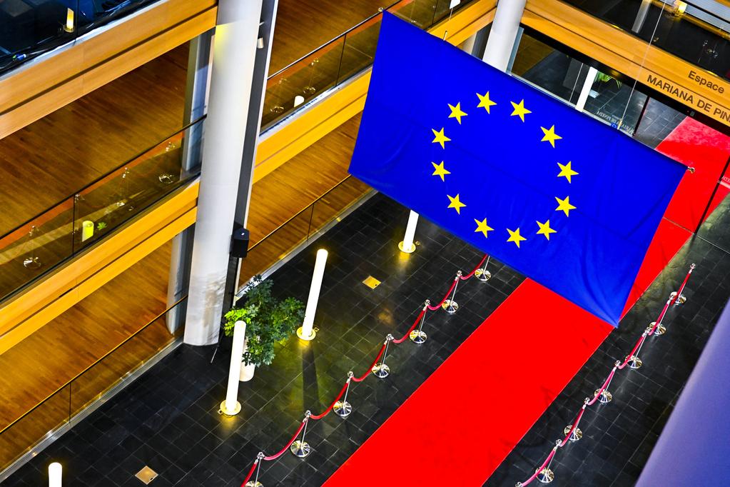 Interior parlamento europeo