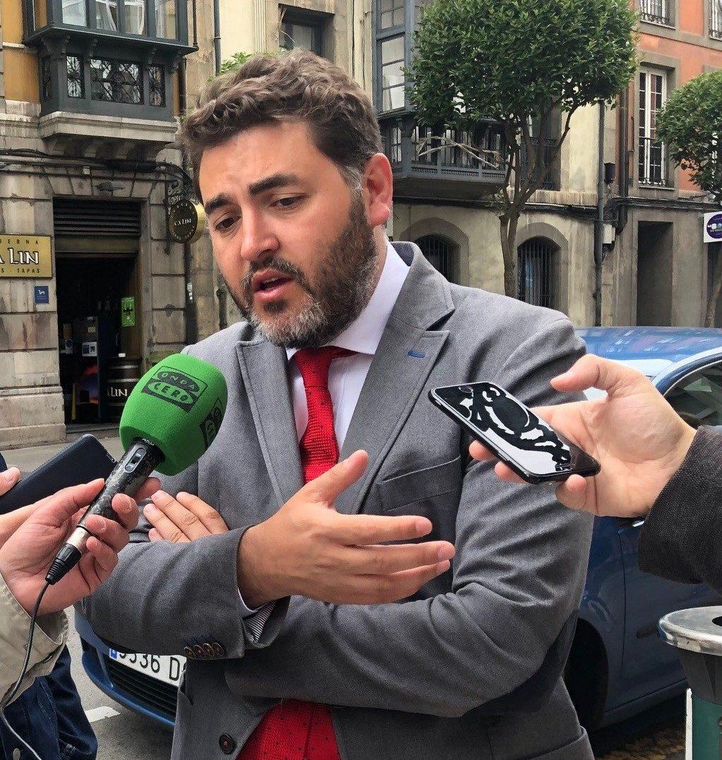Jonás Fernández habla con Onda cero