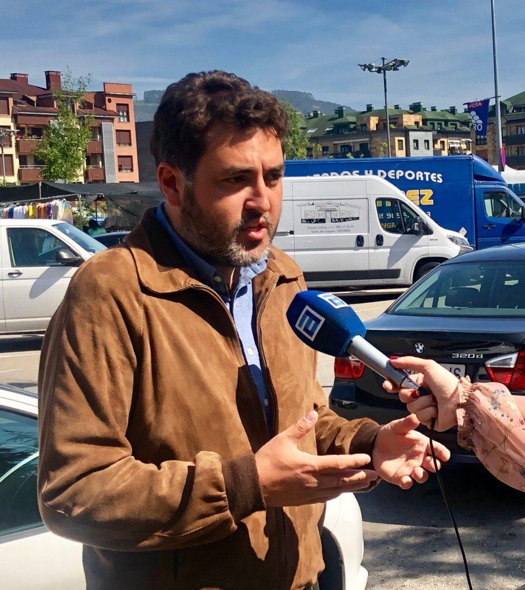 Jonás Fernández habla para la RPA