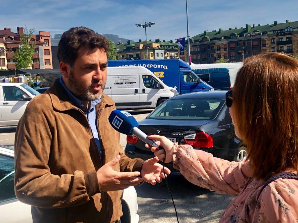 Jonás Fernández habla a la RTP